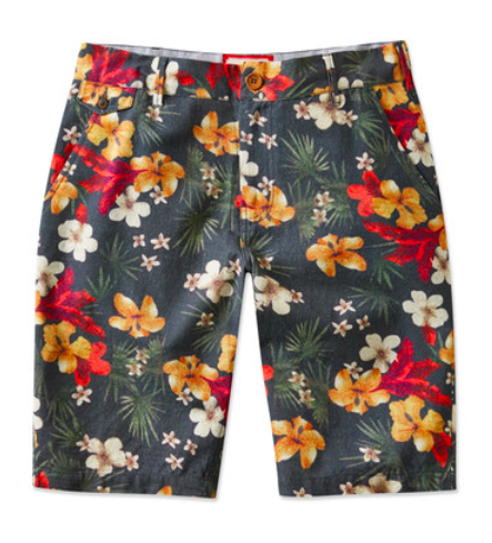 Joe Browns Funky Floral Shorts