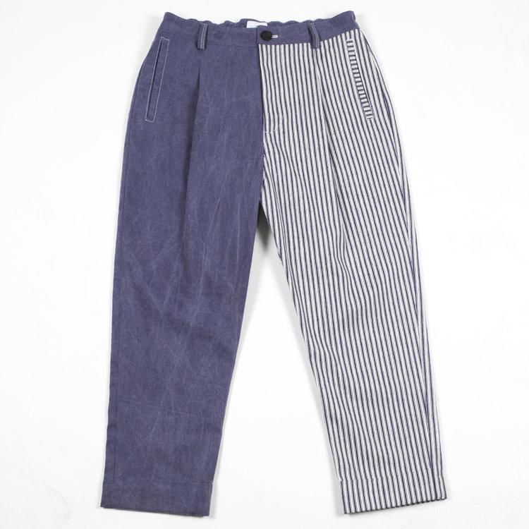 A/C Space Stripe Denim Pant
