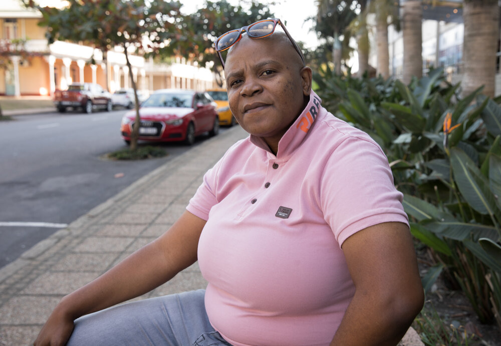 Mantsha Khuzwayo, Photo: Jacquest Joubert