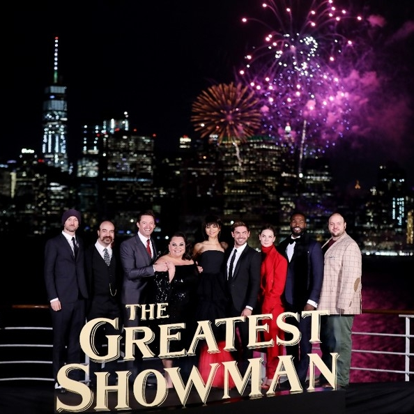 THE GREATEST SHOWMAN WORLD PREMIERE