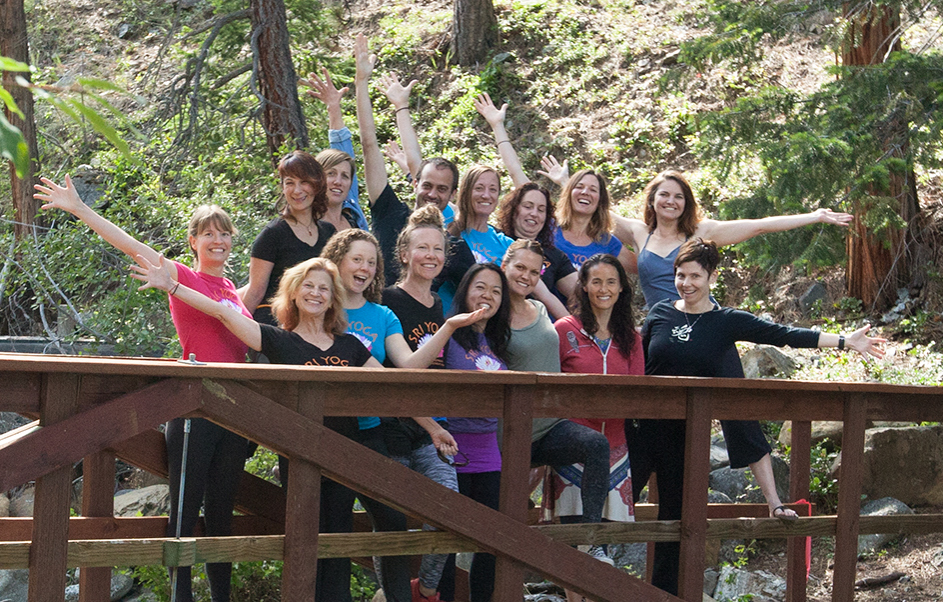 Mt Shasta Sri Yoga Retreat