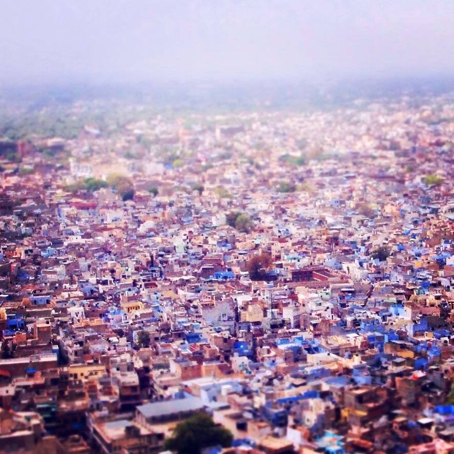 Jodhpur, The Blue City Of India!