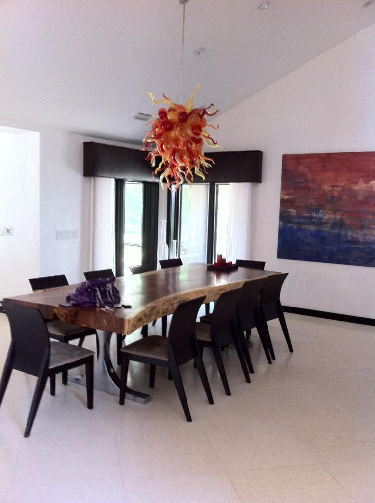 Residential: Dining Room