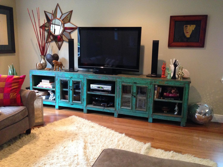 Residential: Living Room