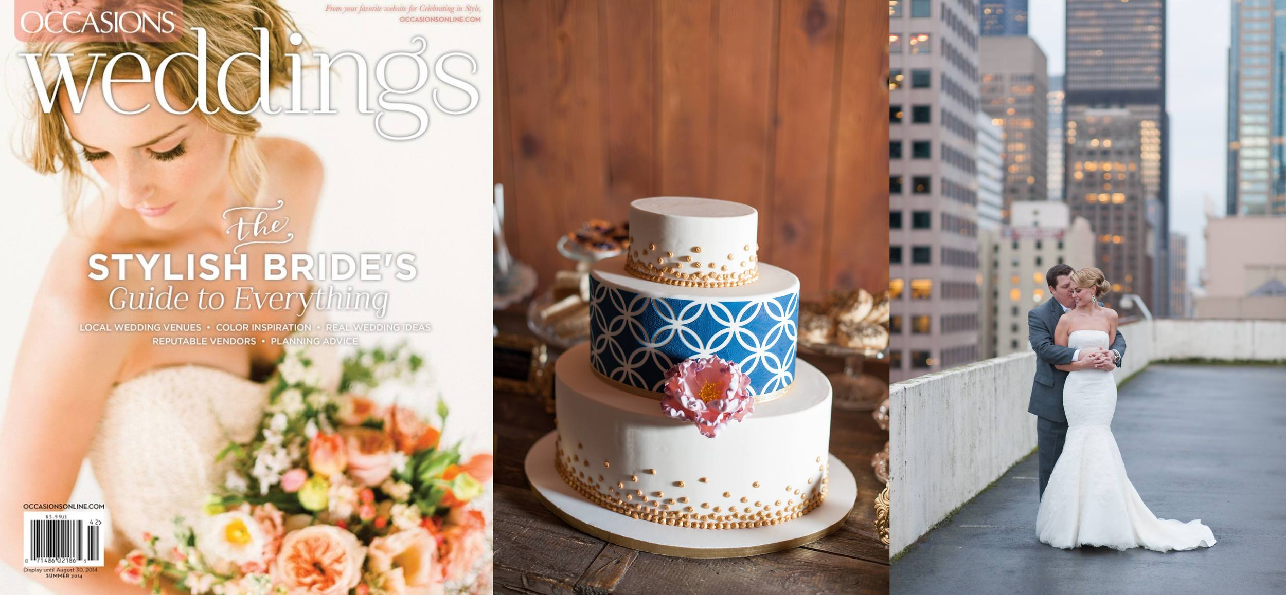 Occasions: Weddings, Summer 2014