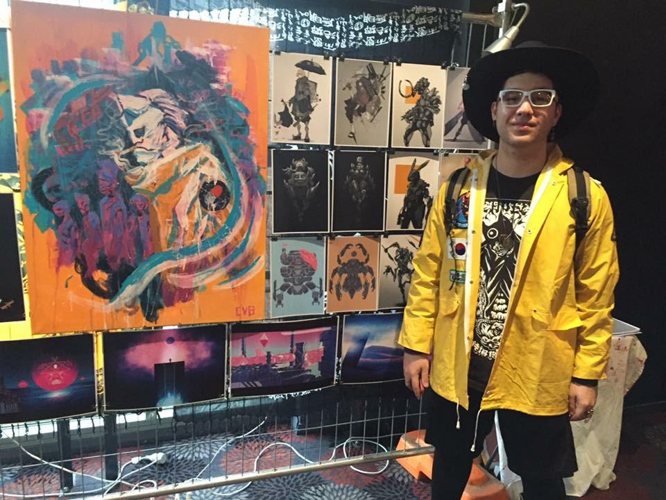 Raw Exhibition 2016