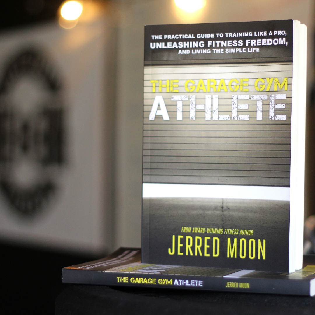 Garage Gym Athlete Book -
