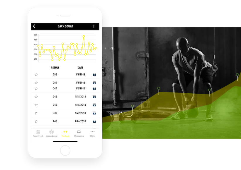 ④ MAXES, PRs, Etc.Track the Right Metrics - If you track nothing, progress is hard. Track too much and you feel lost and overwhelmed. We help you keep track of the metrics that matter most to your success.