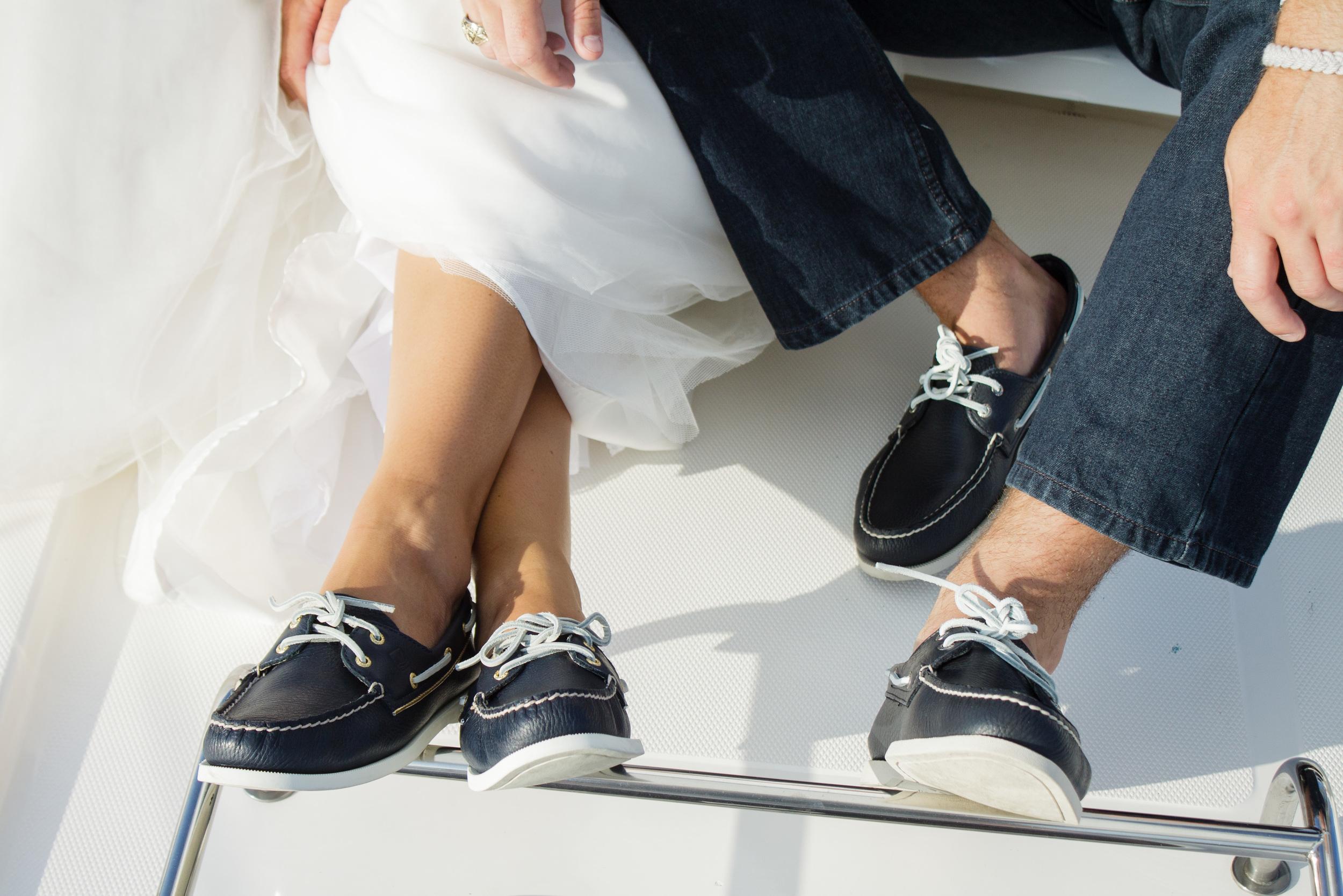matching boat shoes? i looooove!!