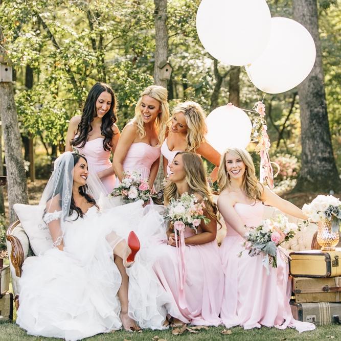 Real Weddings North East: Real Scarlet Weddings In Charleston, SC