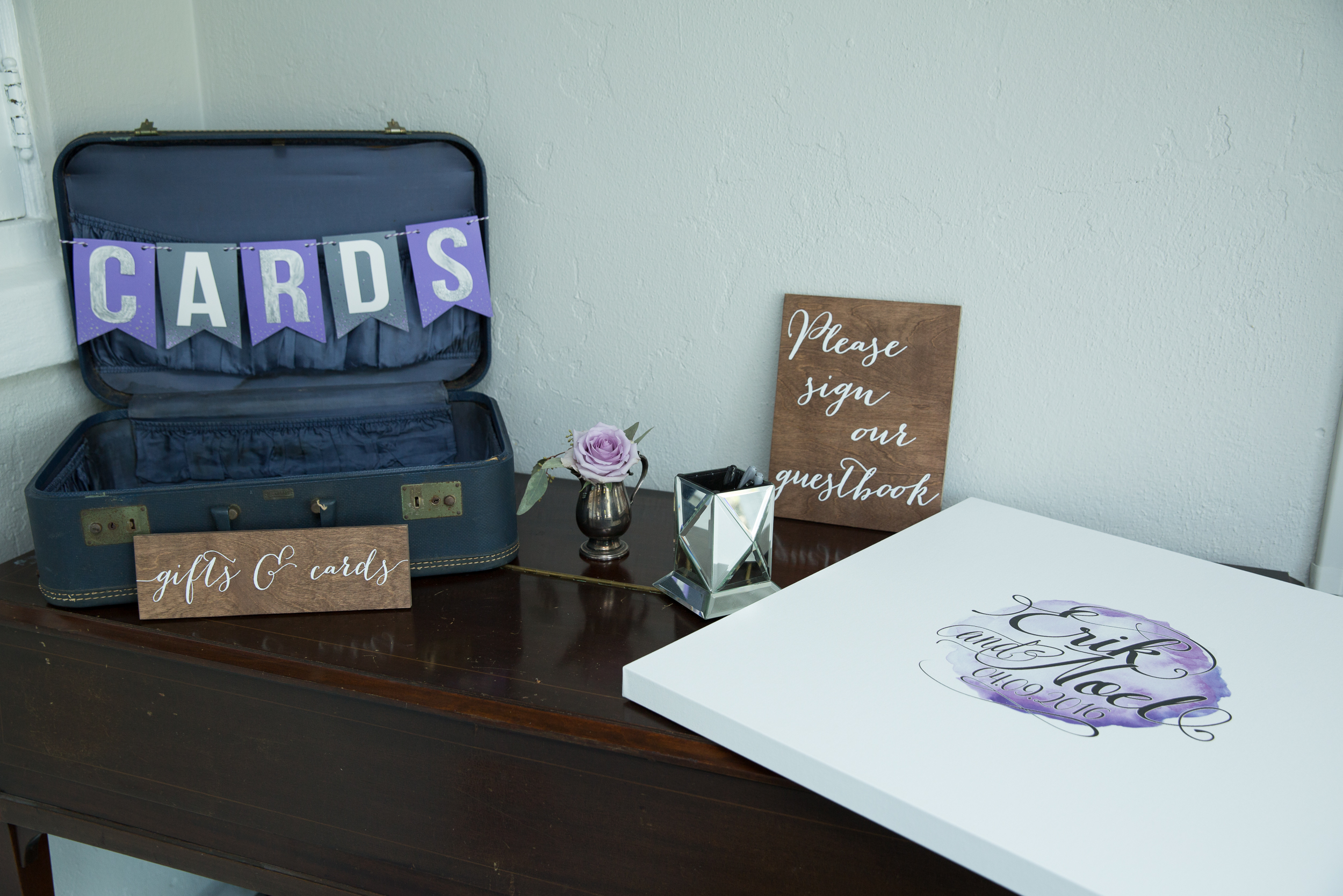 Quarters K Charleston Wedding - vintage lavender, silver and gray coastal wedding design (36).jpg
