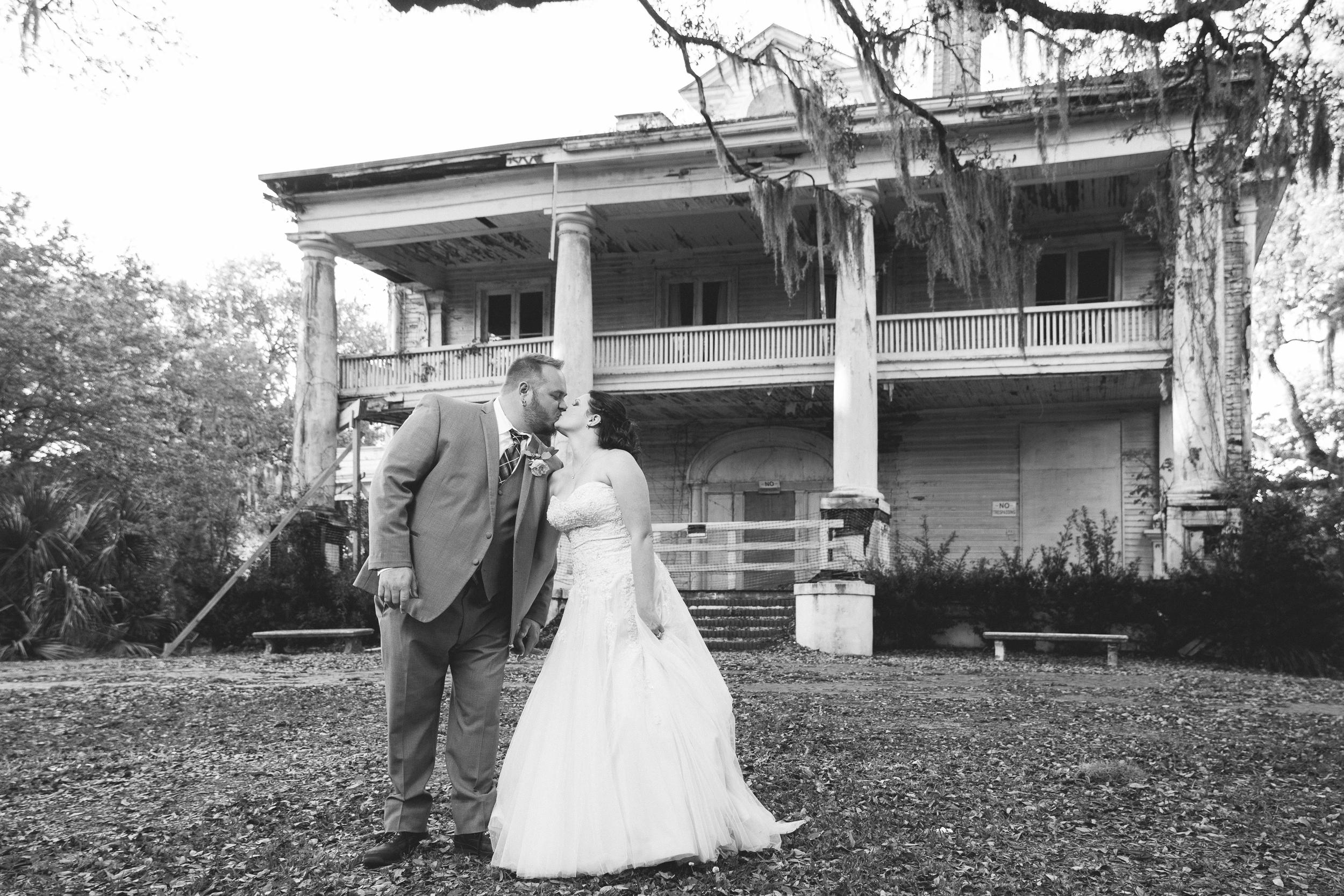 Quarters K Charleston Wedding - vintage lavender, silver and gray coastal wedding design (290).jpg