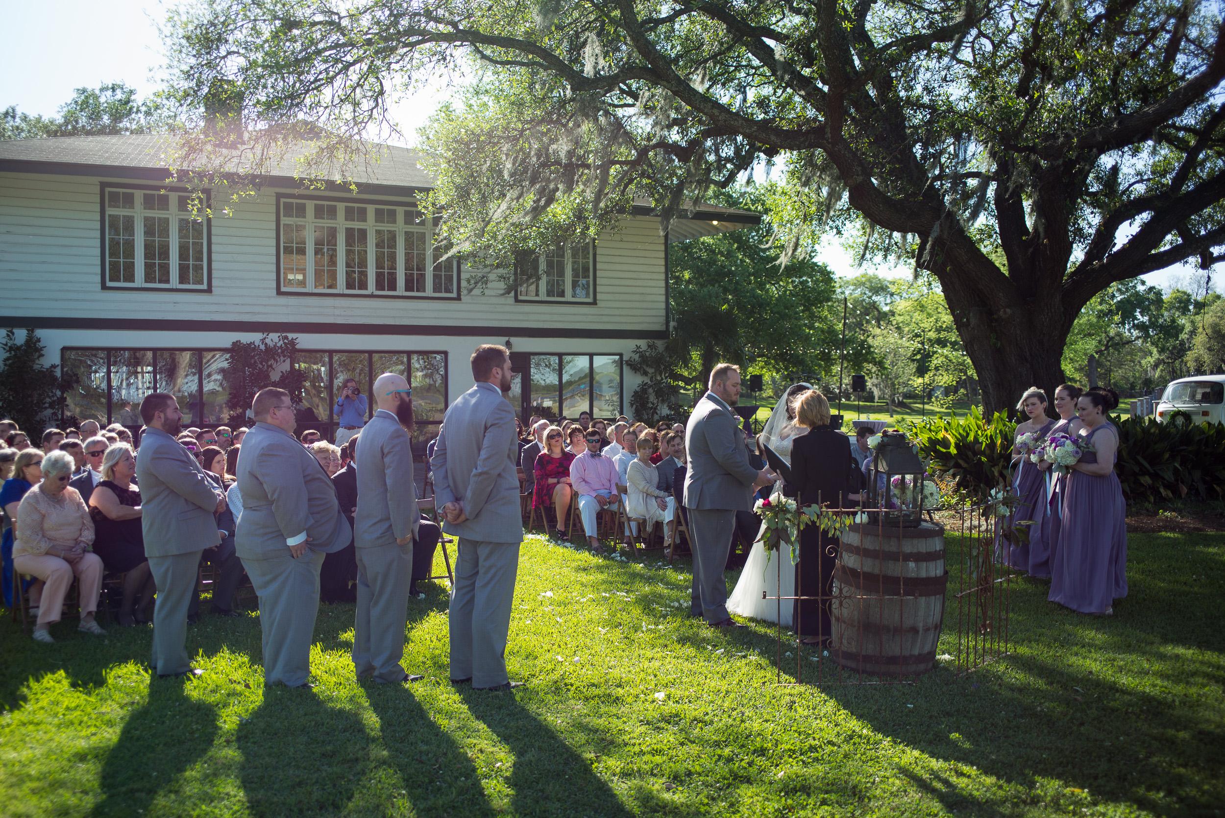 Quarters K Charleston Wedding - vintage lavender, silver and gray coastal wedding design (695).jpg
