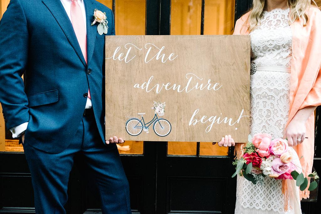charleston elopement planners, scarlet plan & design, coral, tangerine, hot pink, peach intimate wedding  (12).jpg