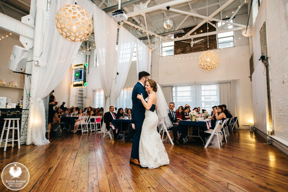 power plant productions old city philadelphia wedding venue | scarlet plan & design philly wedding planners