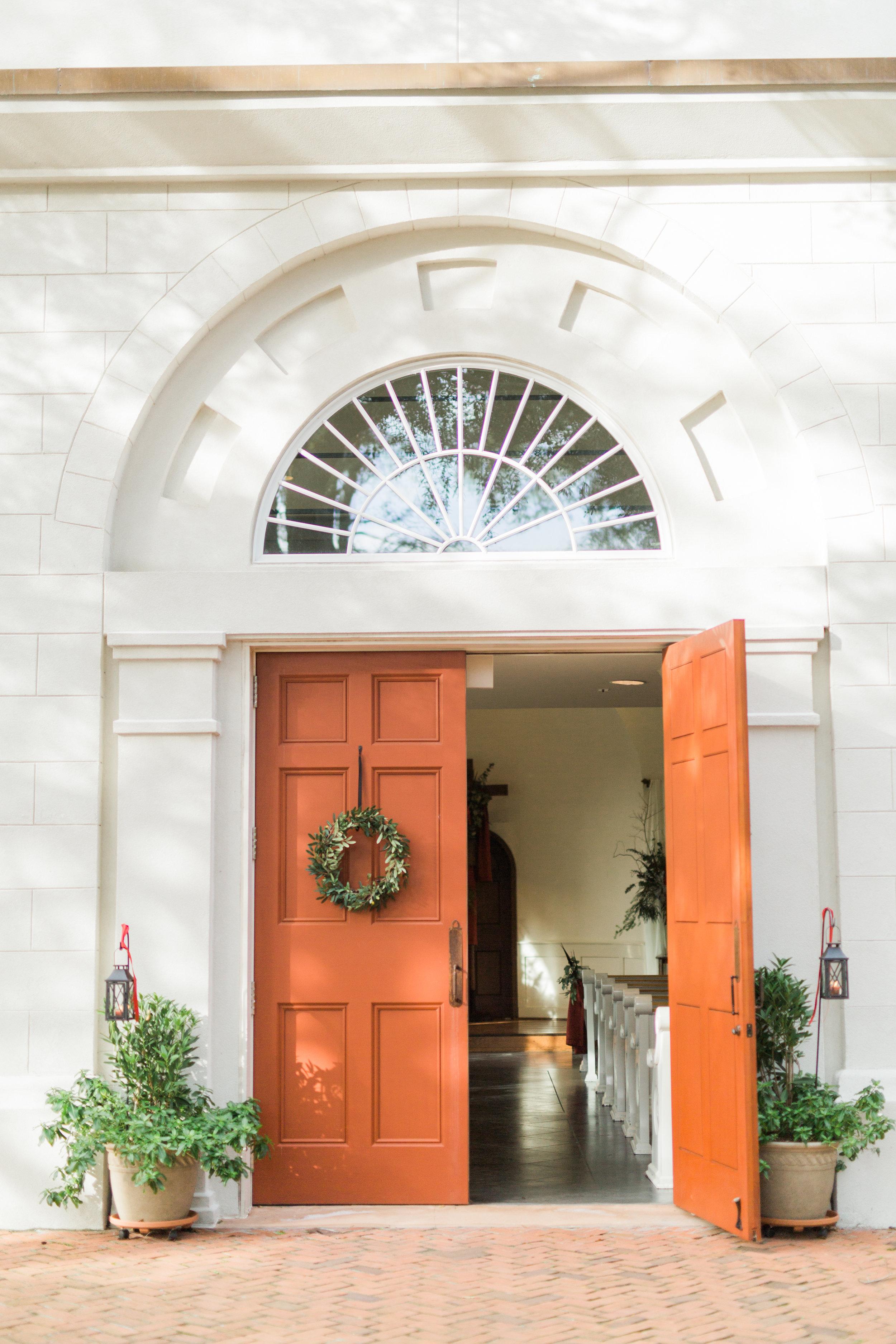 Coleman Hall _ chapel Charleston Rustic Scottish Hunting Lodge Wedding - Charleston, Atlanta, Greenville Wedding Planners (104).jpg