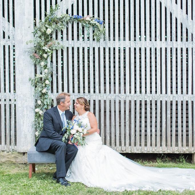 Kurt & Jill - Updike Farmstead vow renewal