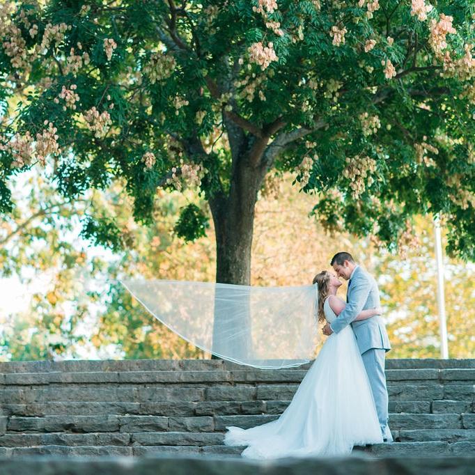 Leah & Lawrence - Piedmont Park