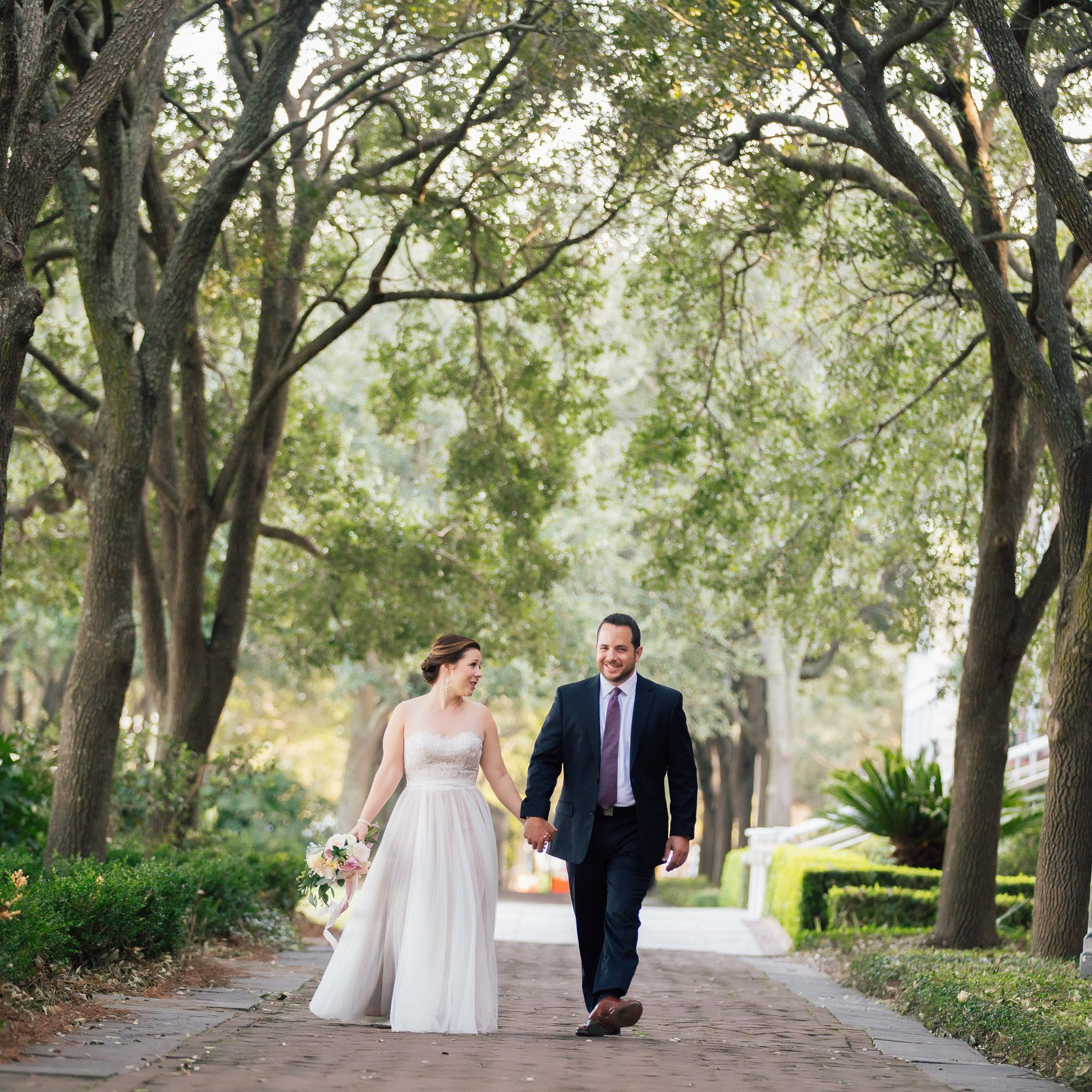 Lisa & Brent - The Parsonage