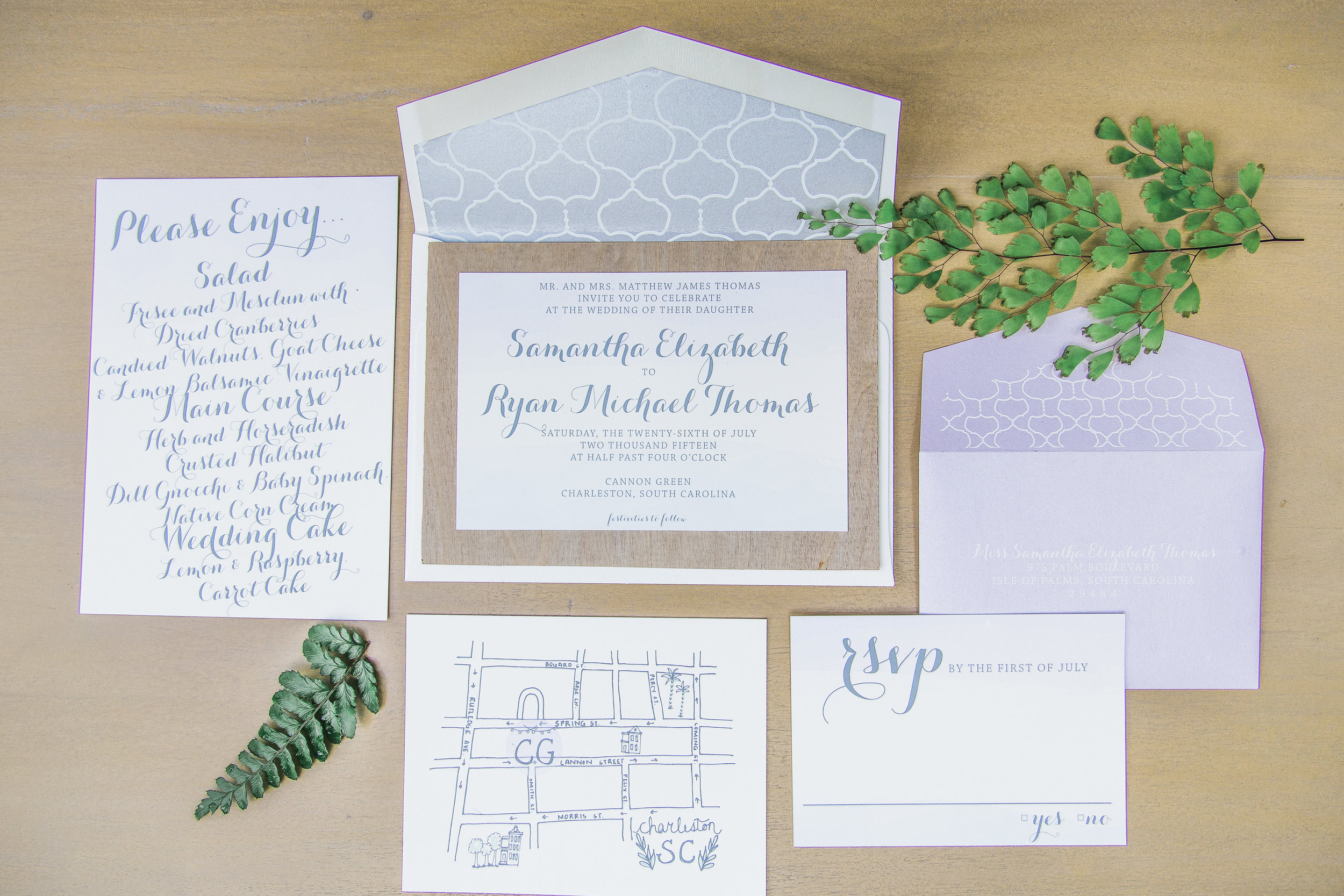 lilac, lavender & periwinkle luxury wedding at cannon green charleston by scarlet plan & design for revolution wedding tours (18).jpg