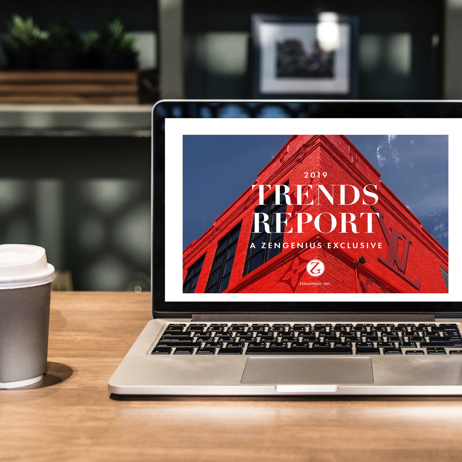 2019TRENDSFREE - Click the button and enter the code 2019TRENDSFREE at checkout to download your complimentary copy of our 2019 Trends Report.Browse through more than 125 pages to experience the energy of the industry and get ZenGenius' take on the latest trends seen in the world of retail and brand activations.