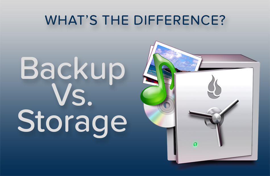 Backup & Storage | nickdjeremiah.com