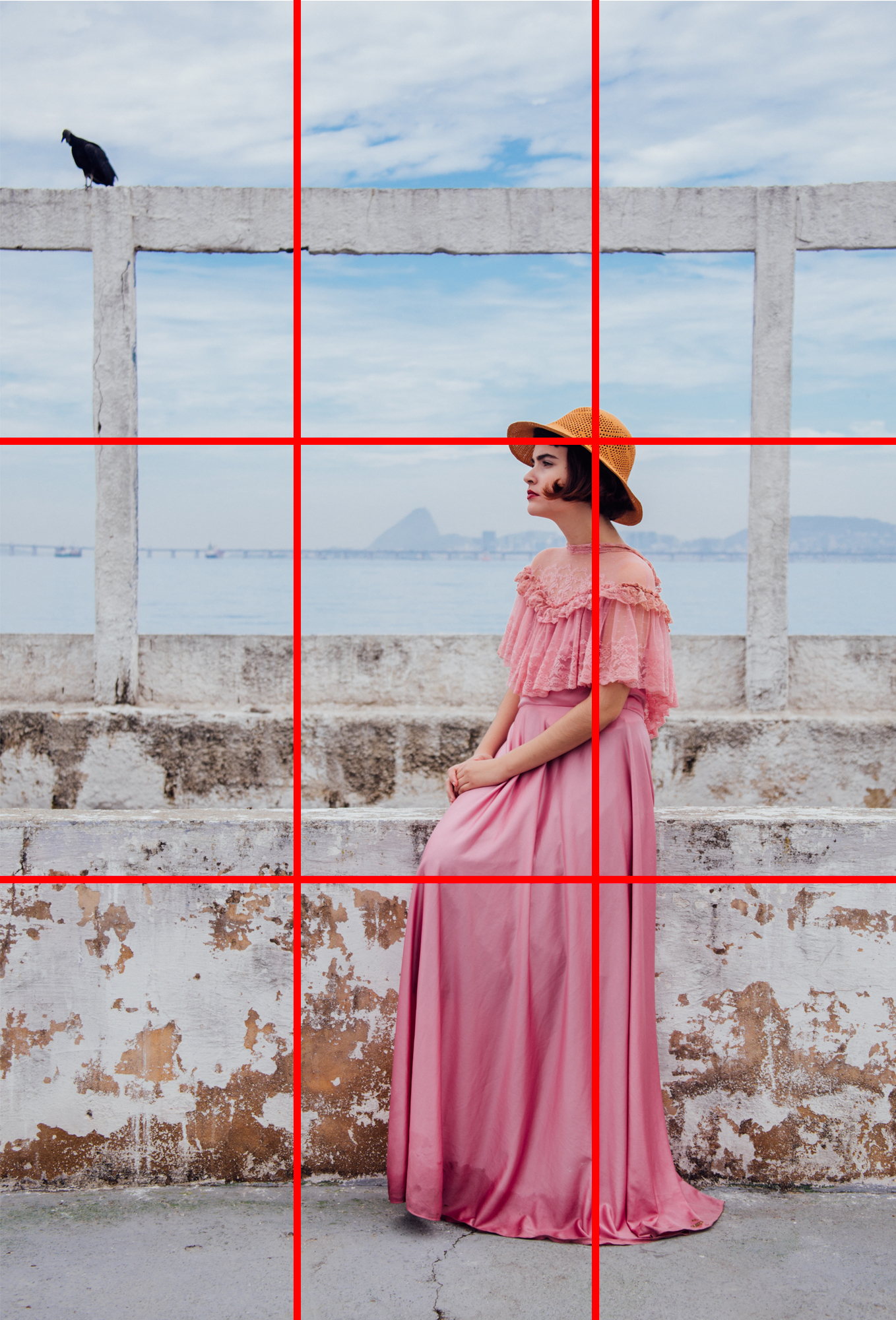 Composition Lines -