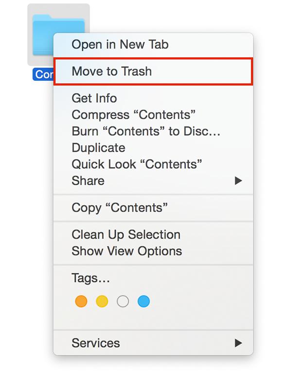 Uninstalling Apps - Mac Maintenance | nickdjeremiah.com