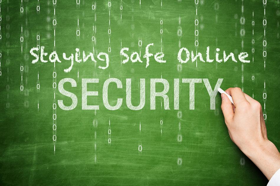 Staying Safe Online | nickdjeremiah.com