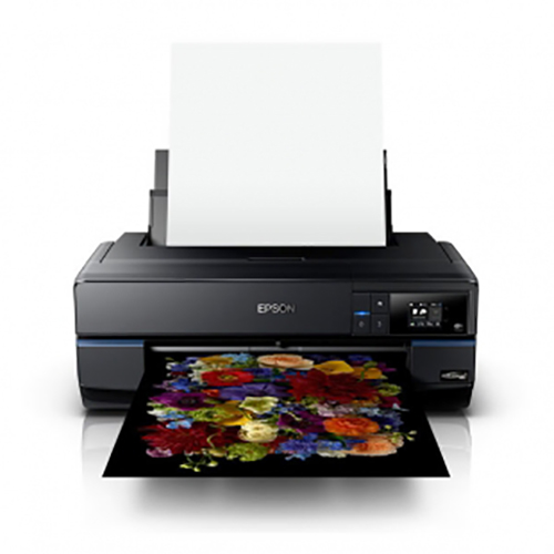 Epson SureColor P800 - • Adobe RGB 1998 Printing• Epson UltraChrome HD Ink• Prints up to A2 Size• Paper Roll Support• Wireless Printing (Apple AirPrint)