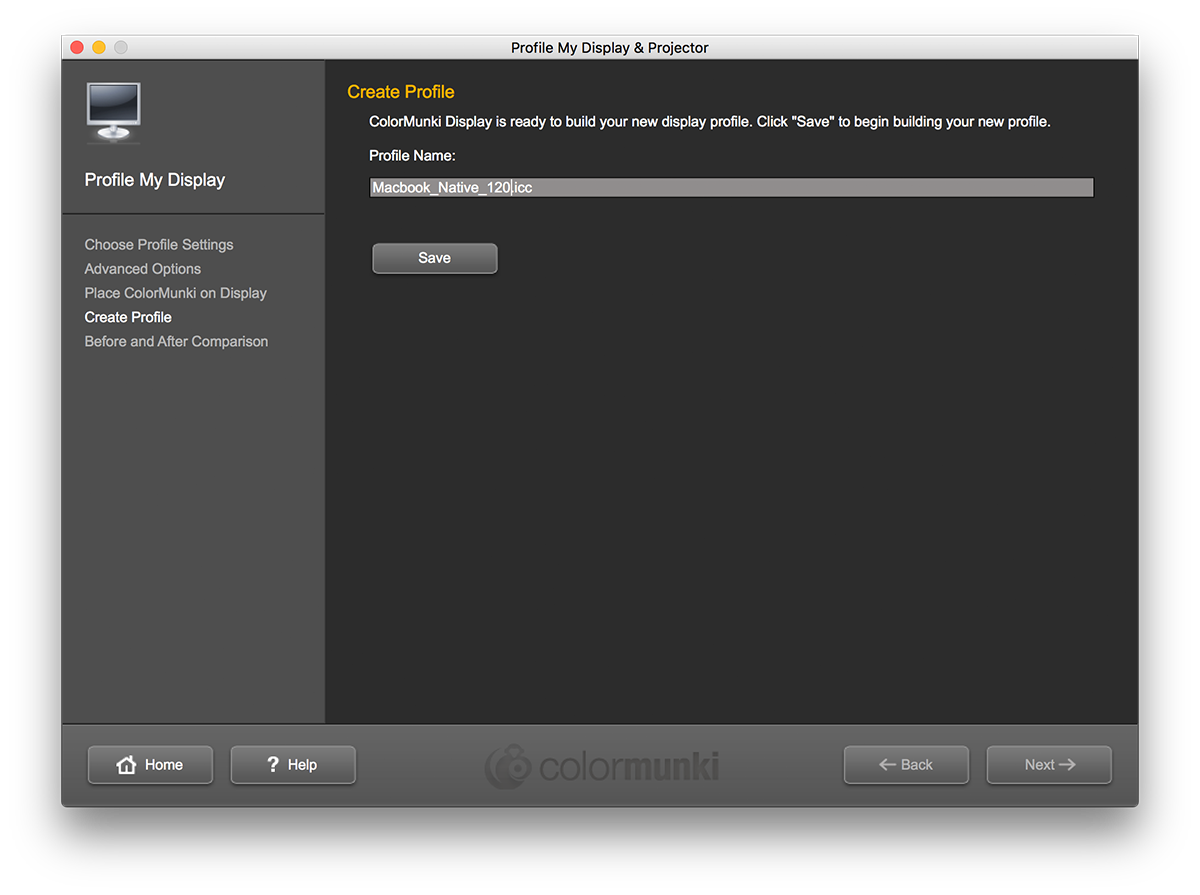 Monitor Calibration - ColorMunki Display | nickdjeremiah.com