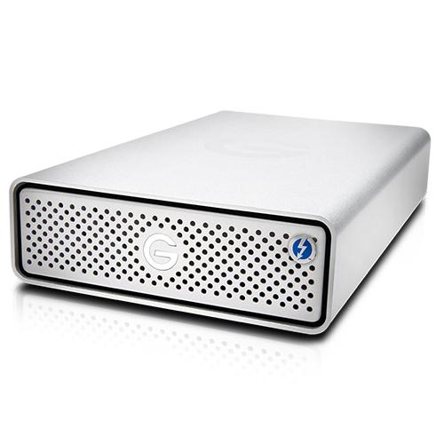 G-Technology G-Drive - • 4TB - 10TB• 7200RPM Hard Drive• Thunderbolt 3• USB 3.1 Type CReliable Professional Solution