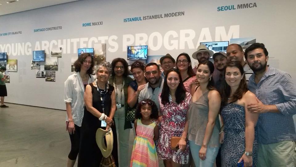 Latin America in Construction Moma Exhibit Visit