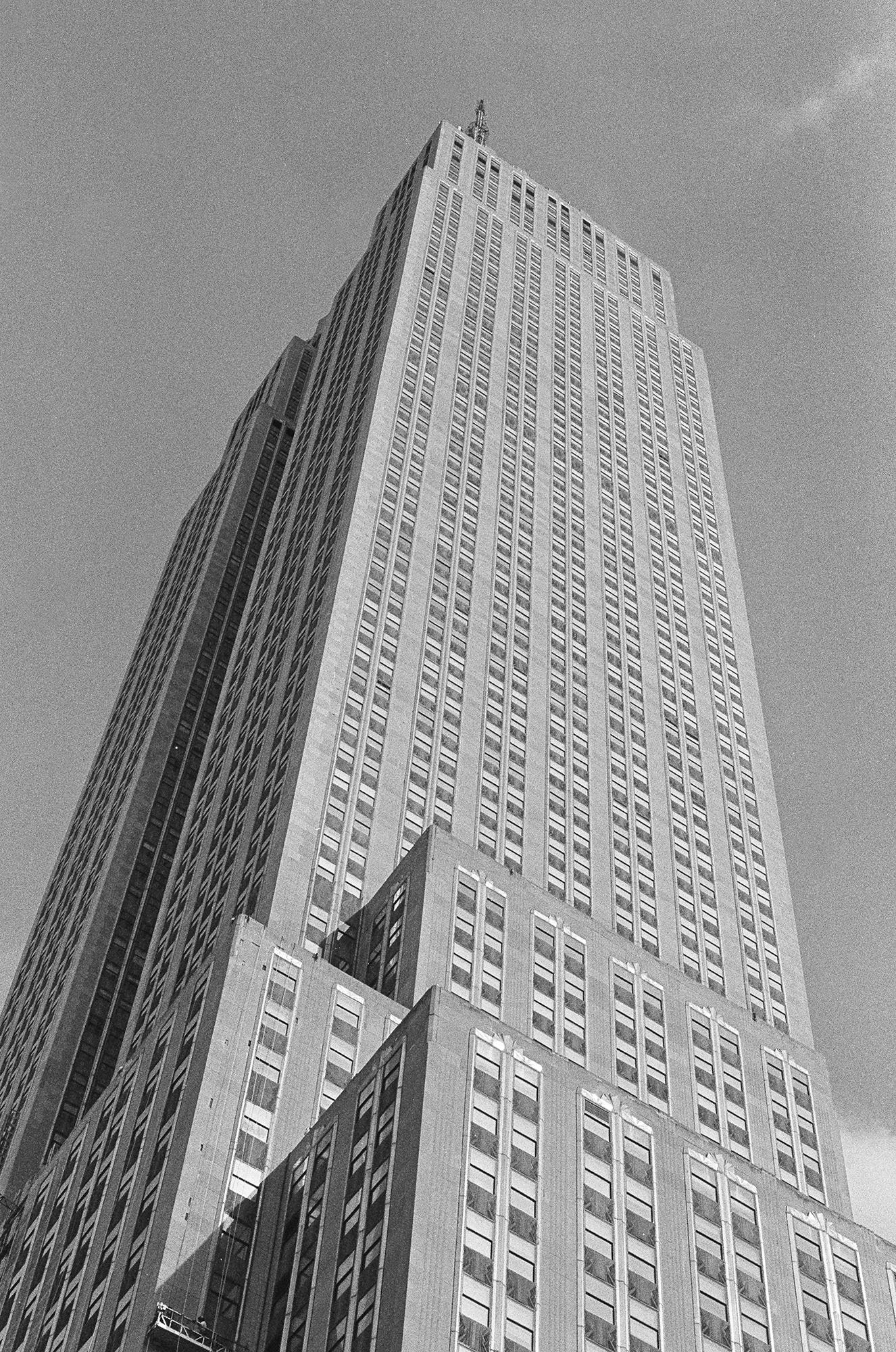 the classic art deco / Manhattan