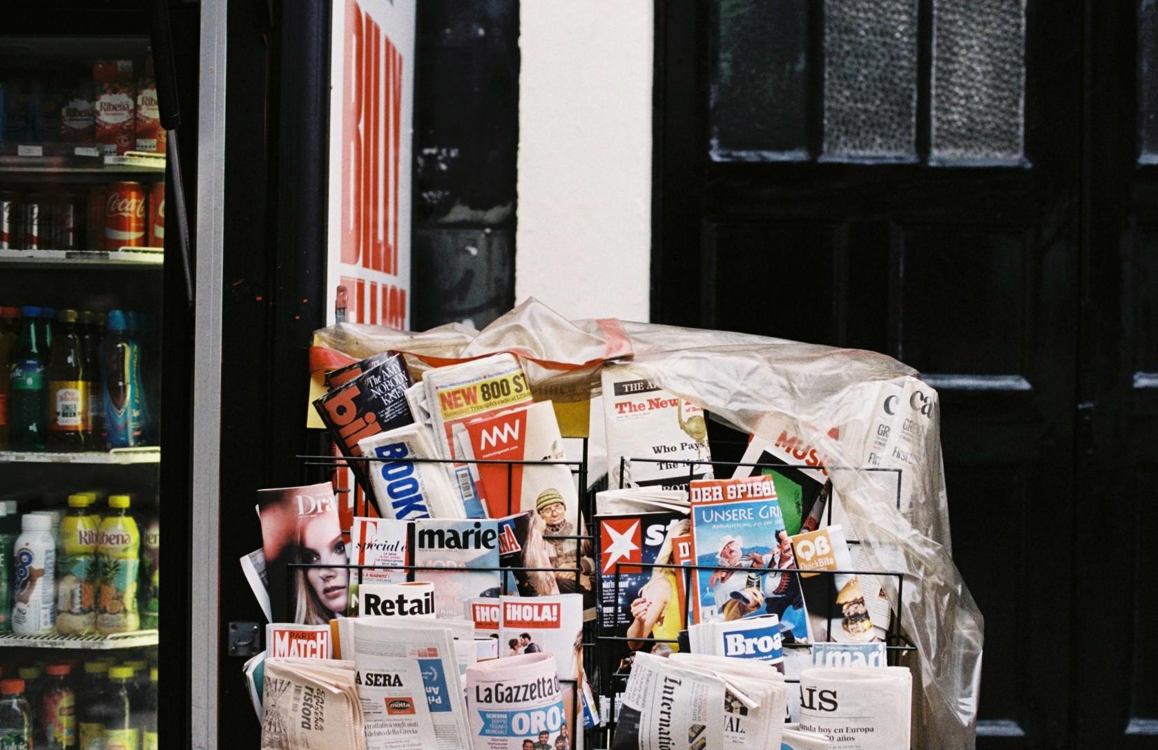 newsstack / liberty / london