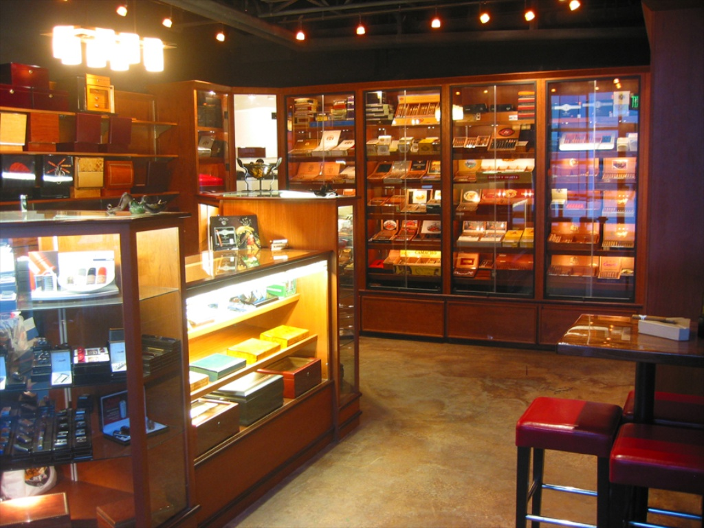 Denver Tech Center Cigar Shop