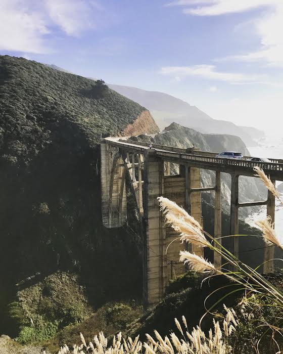 I'm so glad I got to see Bixby Bridge before it closed.