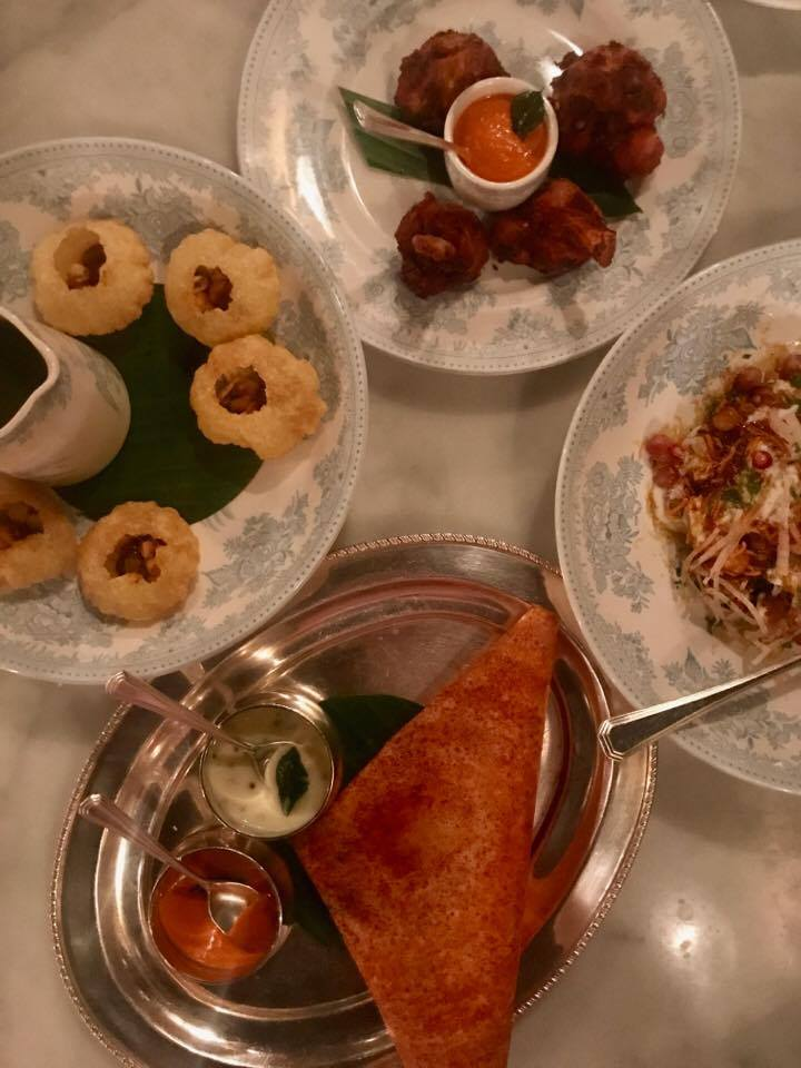 London had some of the best Indian food I've ever eaten. I highly recommend  Gymkhana  and  Dishoom.