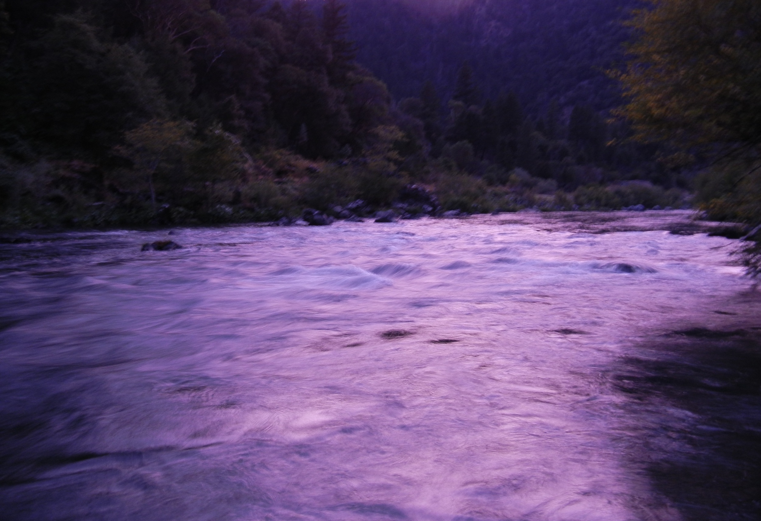 River awakening