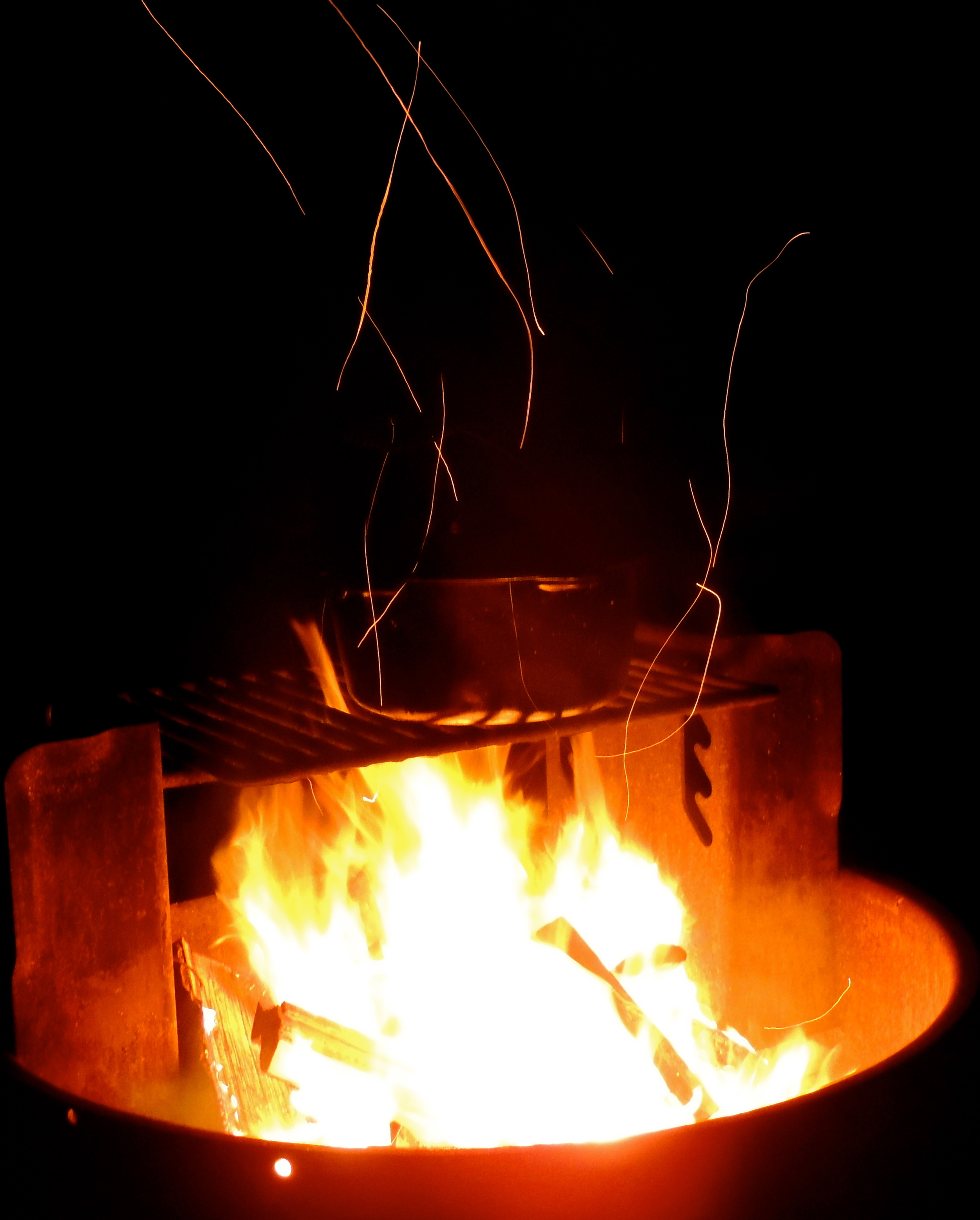Long winter nights lend themselves to fire and meals from the oven.