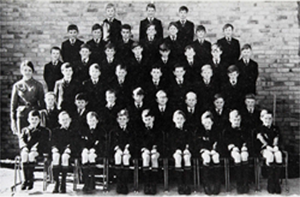 Grade 4 Photo of the class of 1977