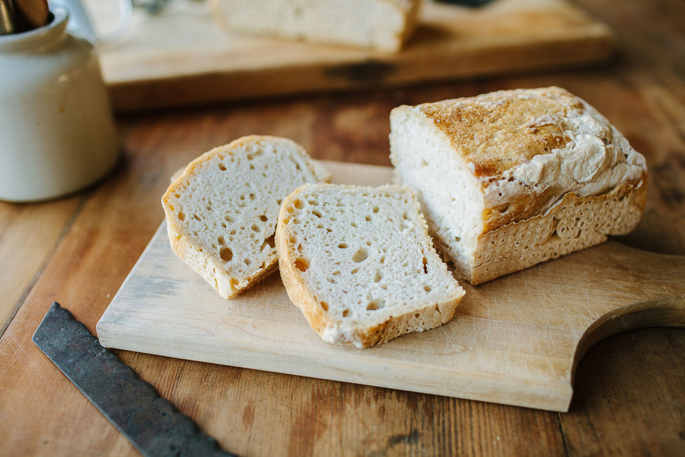 Gluten Free Bread from Breadsley-- delivered to SF residents via GoodEggs.com