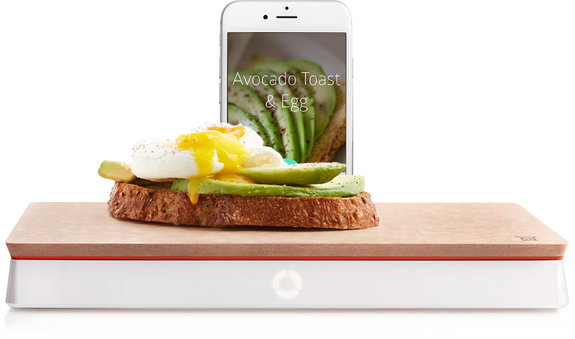 Save 50%:  this Smart Kitchen Device / App   CONNECTS TO VITAMIX, CROCKPOT, JAWBONE