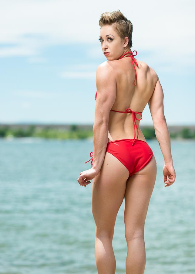 Fit Mom:Katie KatesAge: 28Ht. 5'5Wt: 130 lbs. Sign: Aries -