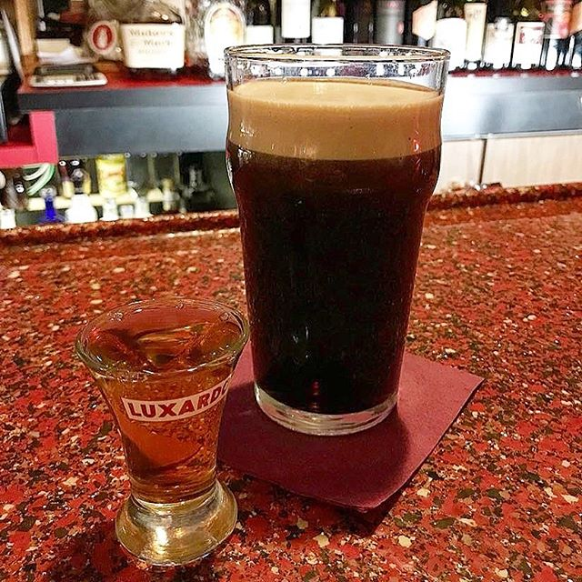 If you're out celebrating St. Patrick's Day ☘️ stop by Franco's to pair Irish beverages with your favorite Italian food!