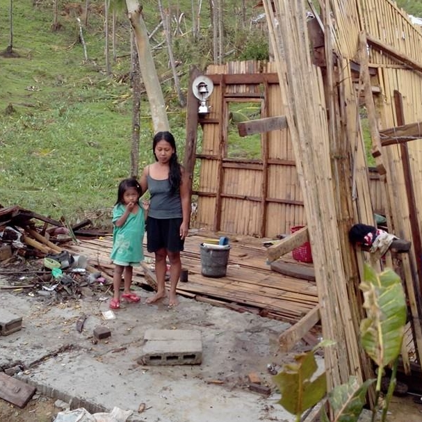 After the Storm:  Responding to the devastation in the Philippines