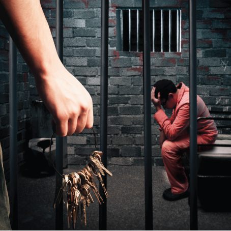 Crime & Punishment:  Caring for ex-offenders