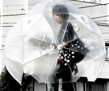 Weird inventions: ideal for the Irish summer!