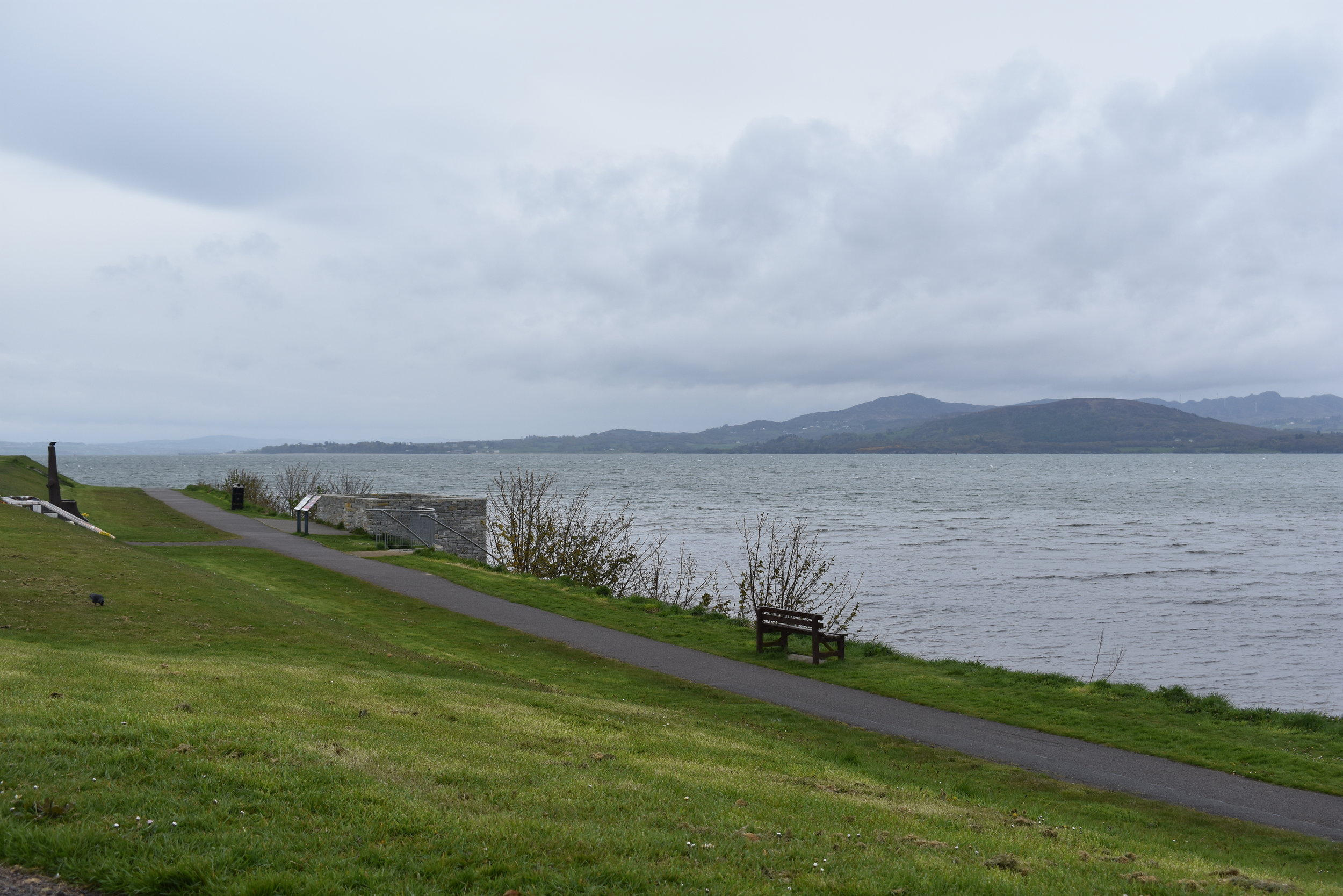 Amazing Grace and Lough Swilly.jpg