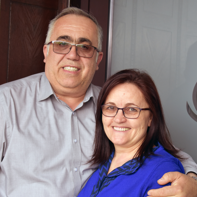 John and Angela